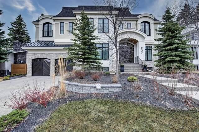 907 Edinburgh Road SW, Calgary, AB T2S 1L7 (#A1103900) :: Western Elite Real Estate Group