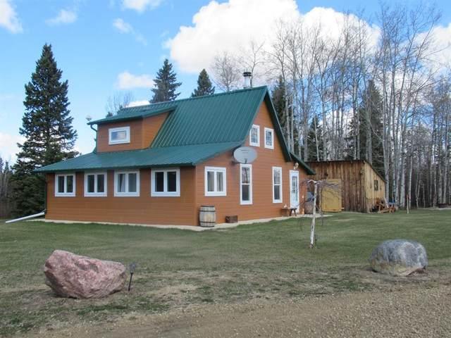 425068 Range Road 4-0, Rural Ponoka County, AB T0C 2J0 (#A1103921) :: Calgary Homefinders