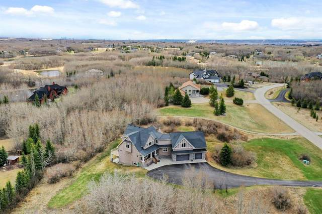 87 Cheyanne Meadows Way, Rural Rocky View County, AB T3R 1B7 (#A1103926) :: Western Elite Real Estate Group