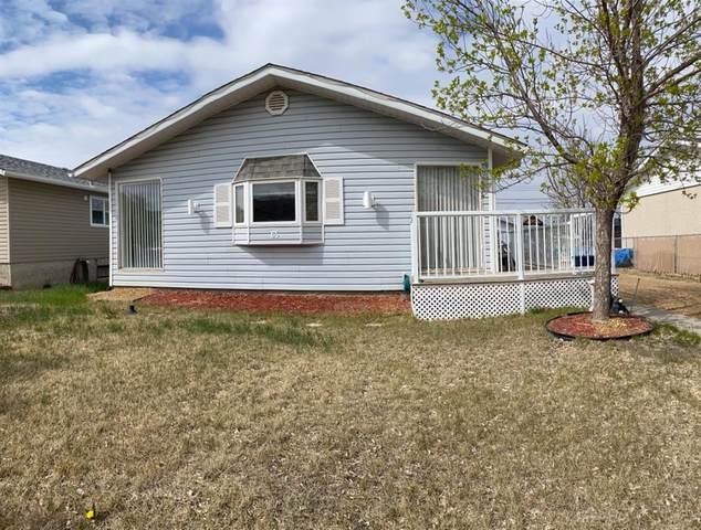 65 Cedar Crescent, Drumheller, AB T0J 0Y7 (#A1103933) :: Western Elite Real Estate Group