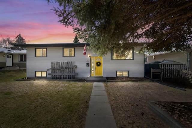39 Wilson Street, Okotoks, AB T0L 1T0 (#A1104006) :: Calgary Homefinders