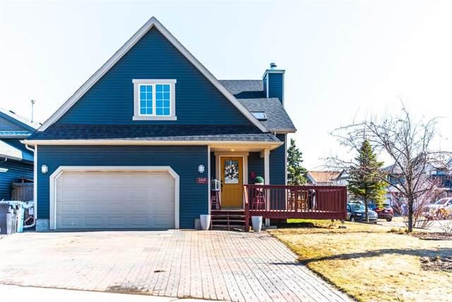 268 Warren Road, Fort Mcmurray, AB T9K 5K2 (#A1104036) :: Western Elite Real Estate Group