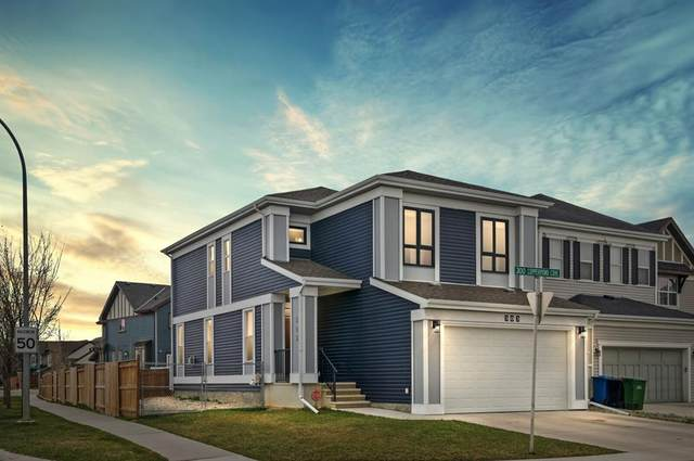 303 Copperpond Cove SE, Calgary, AB T2Z 1J7 (#A1104057) :: Western Elite Real Estate Group