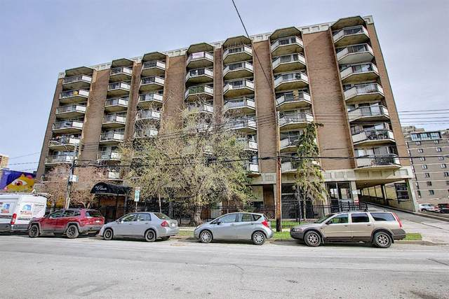340 14 Avenue SW #210, Calgary, AB T2R 1H4 (#A1104058) :: Western Elite Real Estate Group