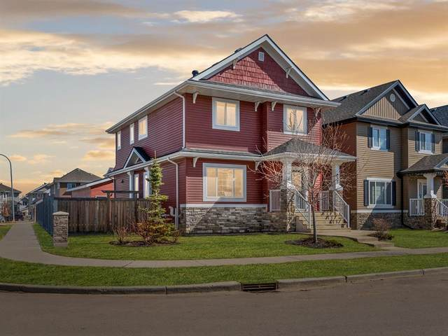137 Coniker Crescent, Fort Mcmurray, AB T9K 0Y3 (#A1104060) :: Calgary Homefinders