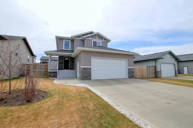 54 Pondside Crescent, Blackfalds, AB T4M 0G2 (#A1104069) :: Calgary Homefinders