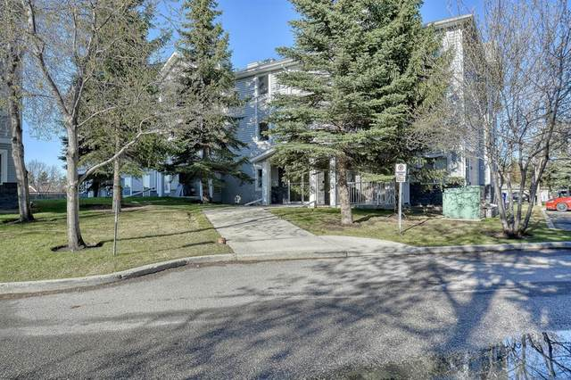 4305 Valleyview Park SE #305, Calgary, AB T2B 3R6 (#A1104071) :: Western Elite Real Estate Group