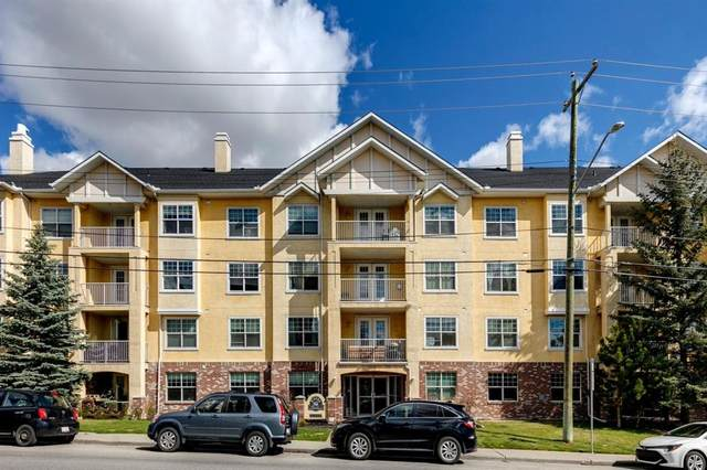 2212 34 Avenue SW #110, Calgary, AB T2T 2C6 (#A1104113) :: Western Elite Real Estate Group
