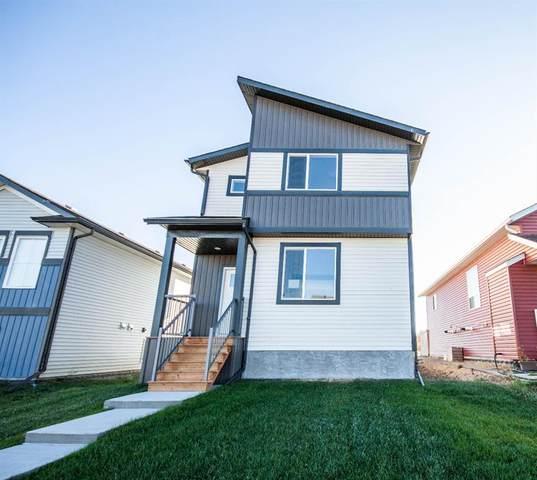 9713 89 Street, Grande Prairie, AB T8X 0R3 (#A1104120) :: Calgary Homefinders