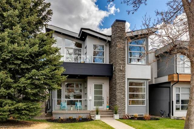 3822 15A Street SW, Calgary, AB T2T 4A6 (#A1104156) :: Western Elite Real Estate Group