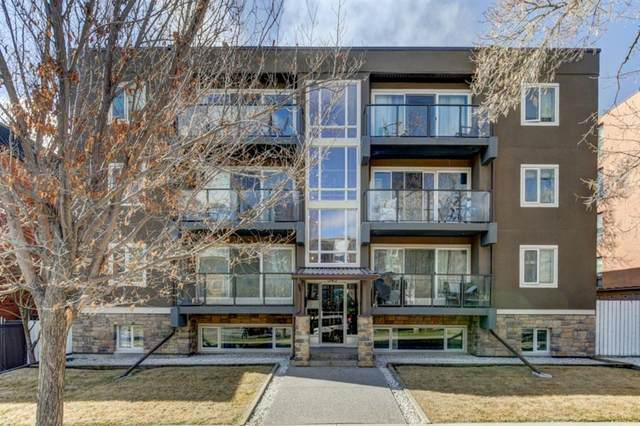 343 4 Avenue NE #103, Calgary, AB T2E 0J4 (#A1104175) :: Calgary Homefinders
