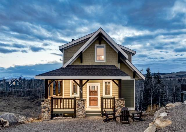 249 Cottageclub Crescent, Rural Rocky View County, AB T4C 1B1 (#A1104182) :: Calgary Homefinders