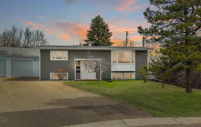 10933 92A Street, Grande Prairie, AB T8V 3M2 (#A1104186) :: Team Shillington   eXp Realty