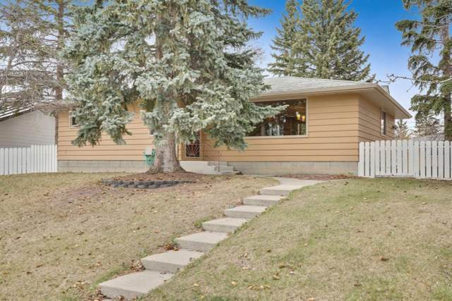 3424 Cardston Crescent NW, Calgary, AB T2L 0S6 (#A1104198) :: Calgary Homefinders