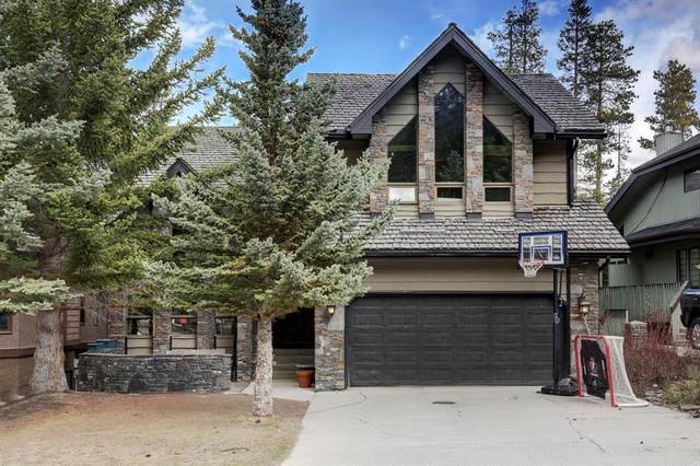 204 Spring Crescent, Banff, AB T1L 1B6 (#A1104256) :: Canmore & Banff