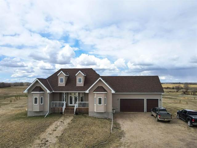50418 Range Road 195, Rural Beaver County, AB  (#A1104264) :: Calgary Homefinders