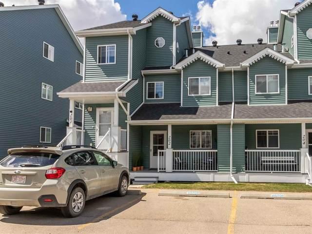 5220 50A Avenue #202, Sylvan Lake, AB T4S 1E5 (#A1104269) :: Western Elite Real Estate Group