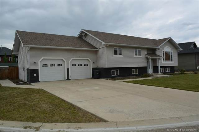 10620 85 Street, Peace River, AB T8S 0A6 (#A1104307) :: Calgary Homefinders