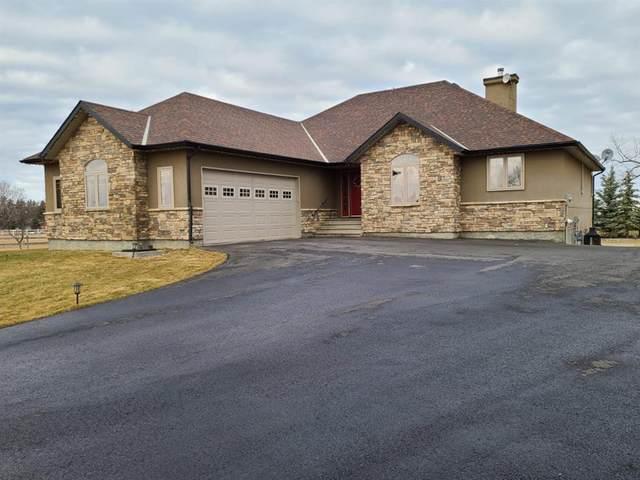 5 Horseshoe Estates Estates, Rural Taber M.D., AB T1G 0A6 (#A1104317) :: Redline Real Estate Group Inc