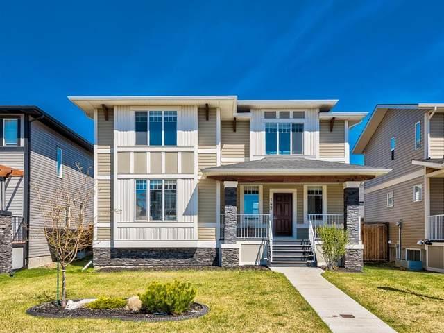 149 Rainbow Falls Glen, Chestermere, AB T1X 0S5 (#A1104325) :: Calgary Homefinders