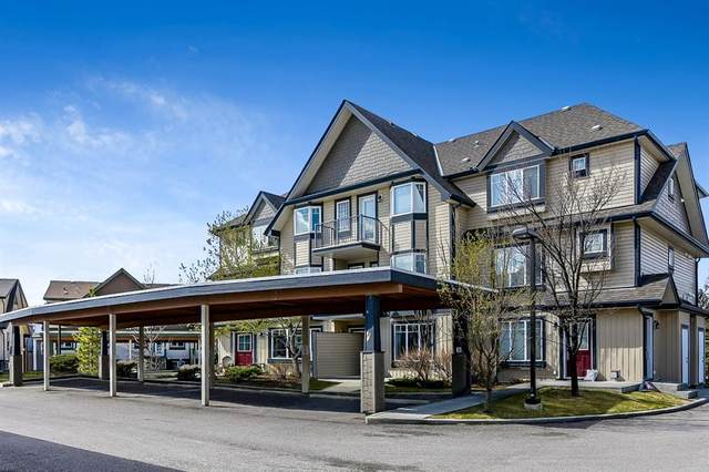 133 Copperpond Heights SE #6, Calgary, AB T2Z 1C5 (#A1104343) :: Western Elite Real Estate Group