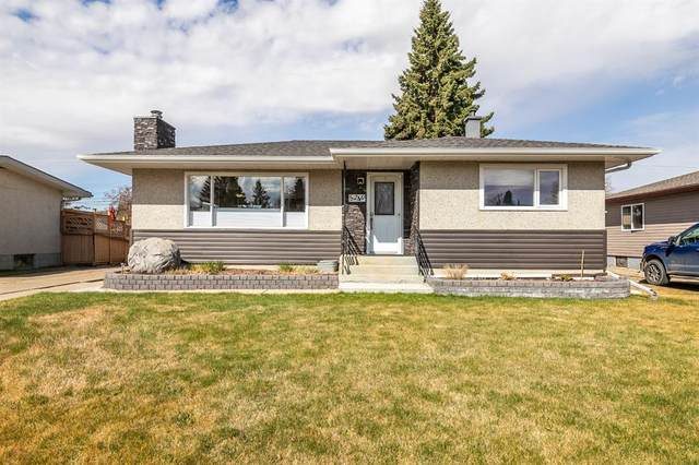 5240 49 Street, Lacombe, AB T4L 1H6 (#A1104355) :: Western Elite Real Estate Group