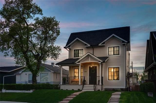 1433 Child Avenue NE, Calgary, AB T2E 5E3 (#A1104373) :: Western Elite Real Estate Group