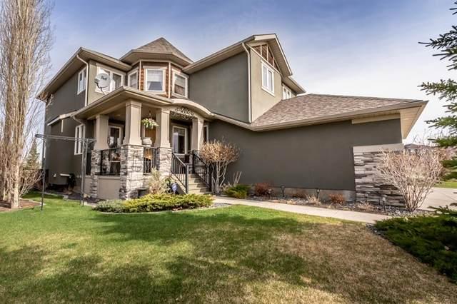 114 Ranch Road, Okotoks, AB T1S 0L2 (#A1104382) :: Calgary Homefinders