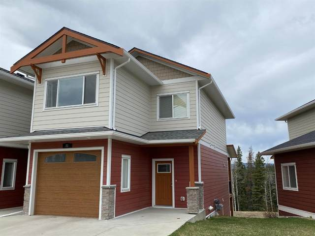 214 Mcardell Drive #21, Hinton, AB T7V 0A9 (#A1104391) :: Calgary Homefinders
