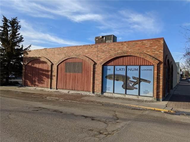 103 Centre Street, Vulcan, AB T0L 2B0 (#A1104399) :: Calgary Homefinders