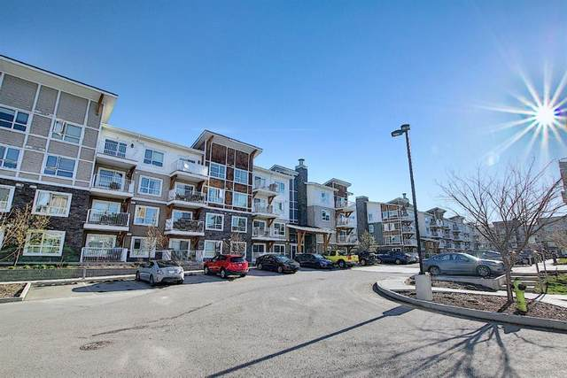302 Skyview Ranch Drive NE #4103, Calgary, AB T3N 0E4 (#A1104426) :: Western Elite Real Estate Group