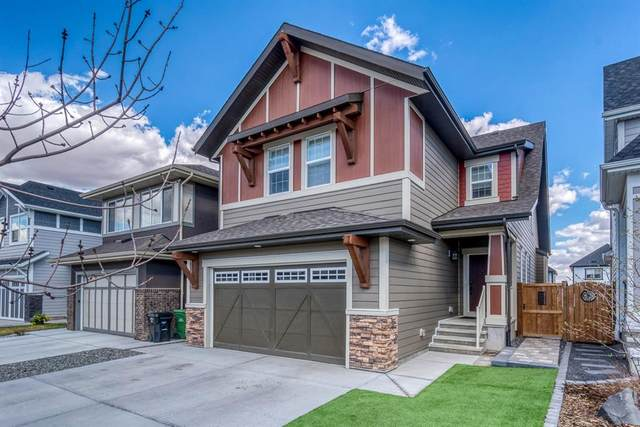 138 Masters Common SE, Calgary, AB T3M 2N4 (#A1104468) :: Western Elite Real Estate Group