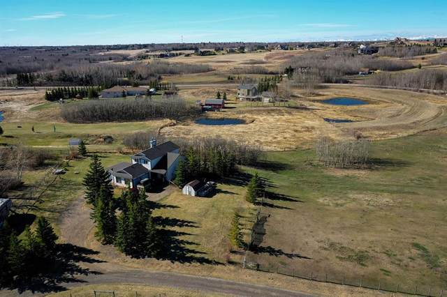 30092 Bunny Hollow Drive, Rural Rocky View County, AB T3R 1H6 (#A1104471) :: Calgary Homefinders