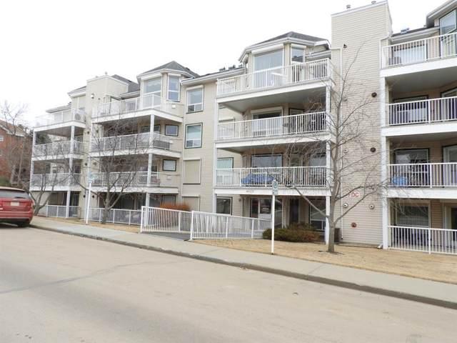 4625 50 Street #407, Camrose, AB T4V 4R2 (#A1104476) :: Calgary Homefinders