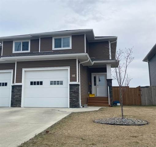 98 Rancher's Close, Lacombe, AB T4L 1X1 (#A1104519) :: Western Elite Real Estate Group