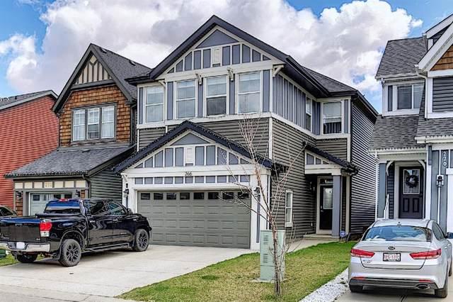 266 Auburn Crest Way SE, Calgary, AB T3M 1T2 (#A1104520) :: Western Elite Real Estate Group