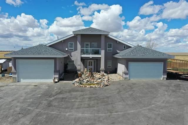 105 Moon River Drive, Rural Willow Creek M.D., AB T0L 1M0 (#A1104534) :: Calgary Homefinders