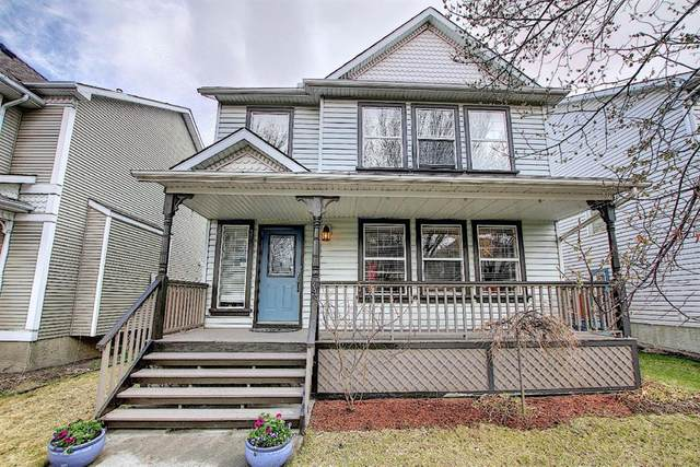 32 Inverness Drive SE, Calgary, AB  (#A1104638) :: Calgary Homefinders