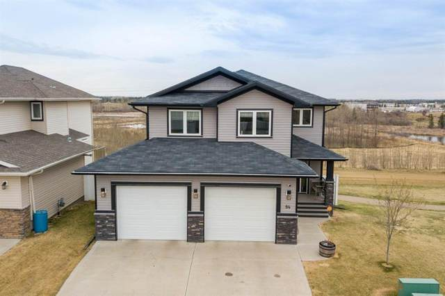84 Paramount Crescent, Blackfalds, AB T4M 0H2 (#A1104666) :: Redline Real Estate Group Inc