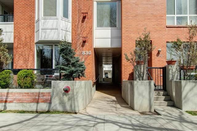 830 Centre Avenue NE #408, Calgary, AB T3E 9C3 (#A1104726) :: Calgary Homefinders