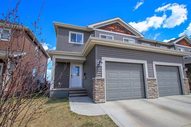 76 Terrace Heights Drive #10, Lacombe, AB T4L 0E5 (#A1104773) :: Calgary Homefinders