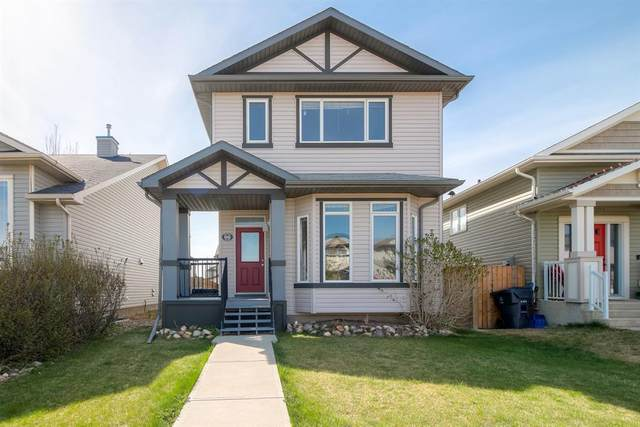 66 Keystone Terrace W, Lethbridge, AB T1J 2A1 (#A1104777) :: Redline Real Estate Group Inc