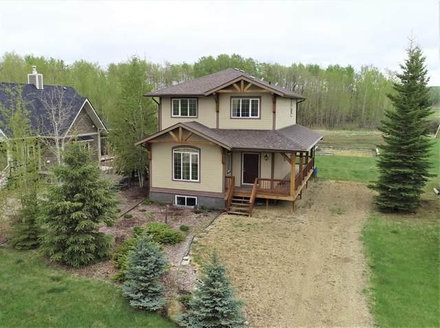 249 Canal Street, Rural Ponoka County, AB T0C 2J0 (#A1104845) :: Calgary Homefinders