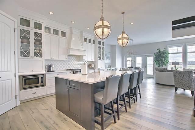 219 Boulder Creek Crescent SE, Langdon, AB T0J 1X3 (#A1104900) :: Western Elite Real Estate Group