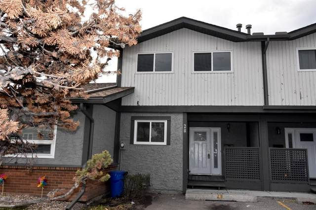 7172 Coach Hill Road SW #28, Calgary, AB T3H 1C8 (#A1104917) :: Redline Real Estate Group Inc