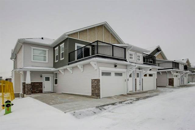115 Sagewood Drive #303, Airdrie, AB T4B 4V5 (#A1104937) :: Calgary Homefinders
