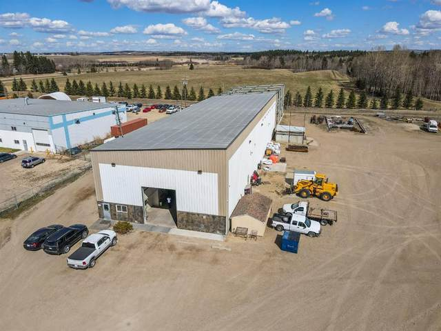 27123 Highway 597 #11, Rural Lacombe County, AB T0M 0J0 (#A1104986) :: Redline Real Estate Group Inc