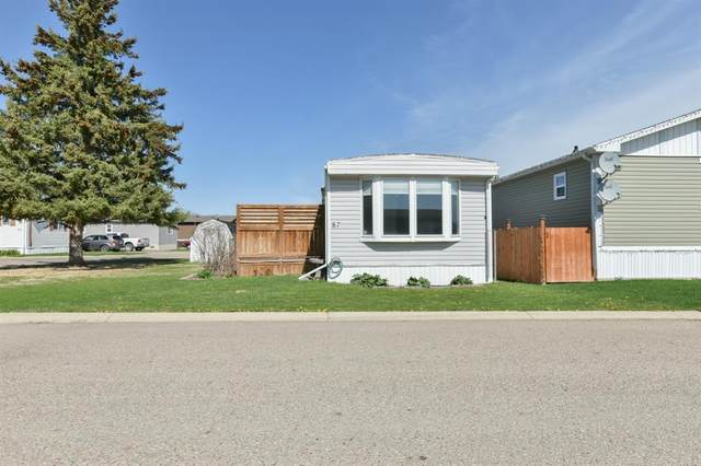 2248 Southview Drive SE #87, Medicine Hat, AB T1B 1R3 (#A1104993) :: Redline Real Estate Group Inc