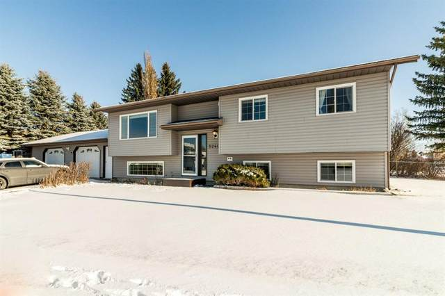 5240 56 Avenue, Eckville, AB T0M 0X0 (#A1105013) :: Redline Real Estate Group Inc