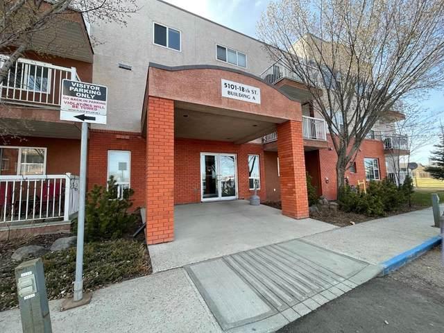 5101 18 Street #206A, Lloydminister, AB T9V 2G7 (#A1105049) :: Redline Real Estate Group Inc